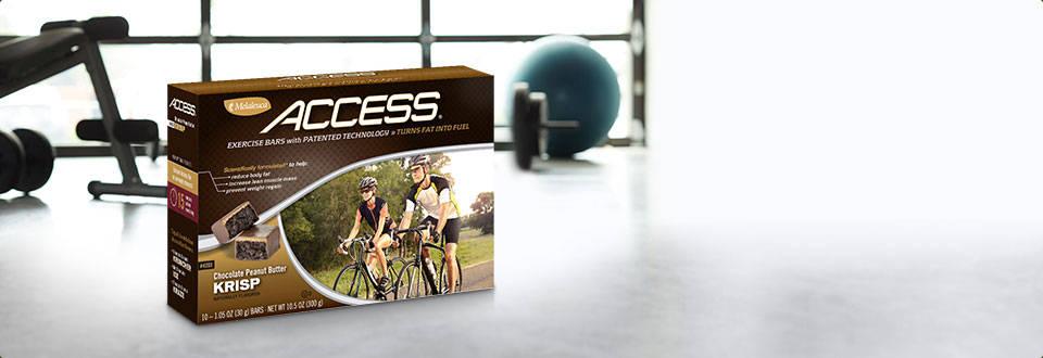 Access Exercise Bars - Chocolate Peanut Butter Krisp
